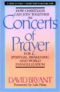 concerts of prayer