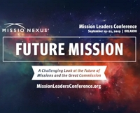 3) Don't Forget to Check Out the Main Sessions at Missio Nexus