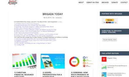"""6) How to Read Brigada's New Website (a.k.a. """"Rock Brigada"""")"""