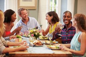 4) These Folks Will Help you Prep to Have Int'l Friends for Dinner