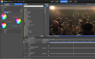 5) Need Photo or Video Software? Check out HitFilm Express for free!