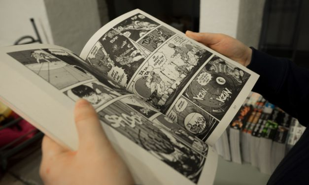 1) Comics in a Creative Way? (Cartooning School for Missions!)