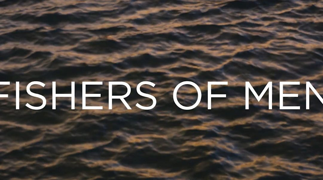 """10) SRG's Free """"Fishers of Men"""" Videos Make a Great Metaphor"""
