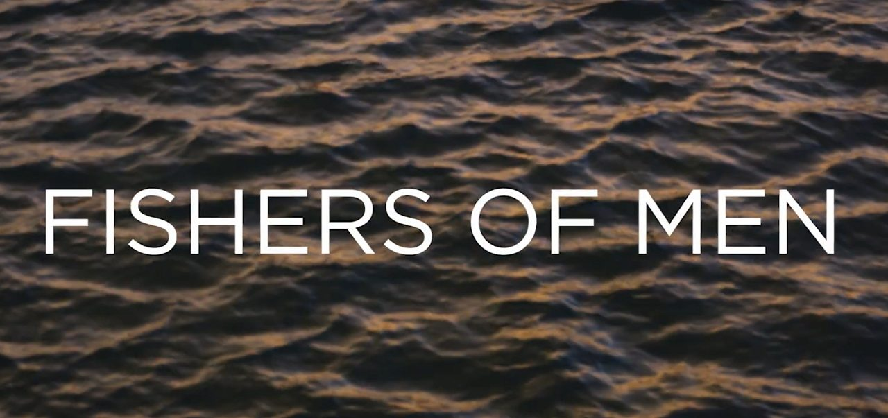 "10) SRG's Free ""Fishers of Men"" Videos Make a Great Metaphor"