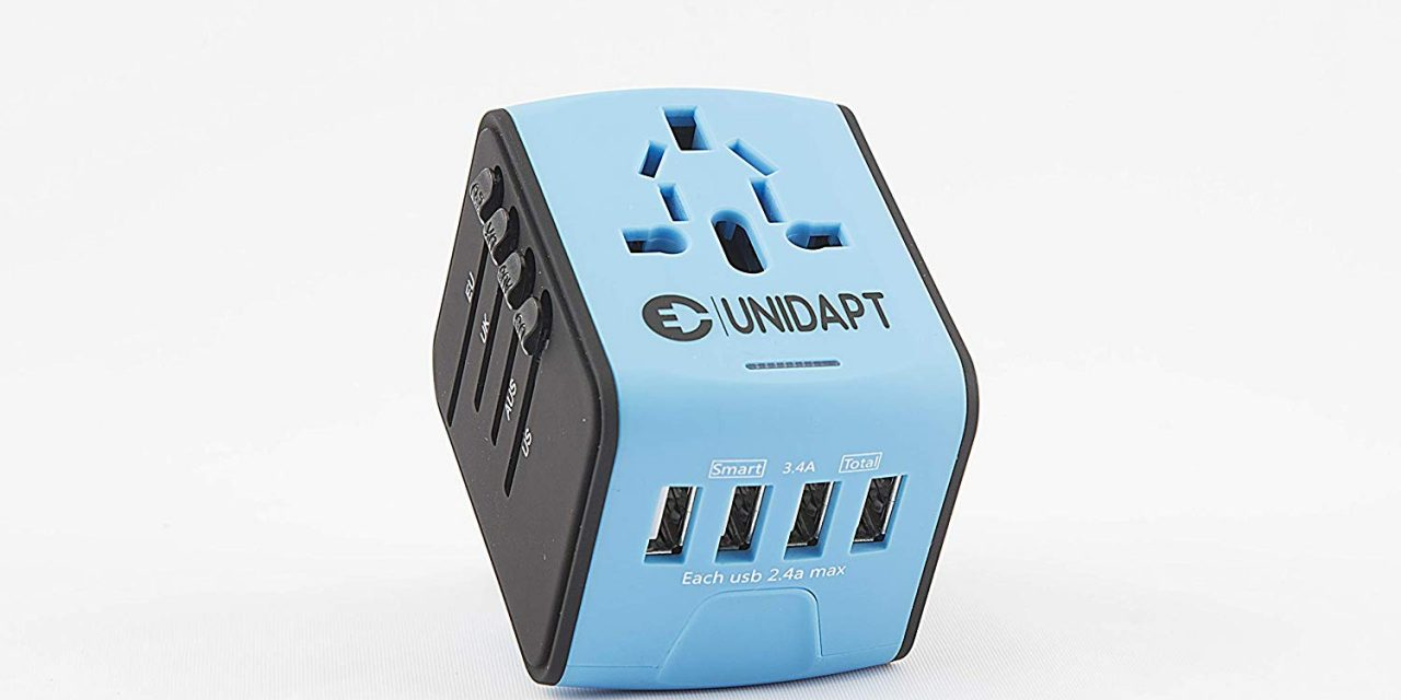 8) Your Favorite International Voltage Adaptor for Travel?