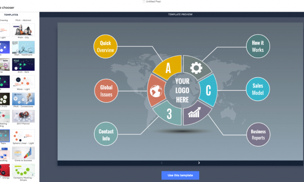 5) Have You Seen Prezi (for Presentations) Lately?