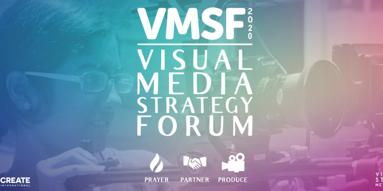 6) Visual Media Strategy Forum
