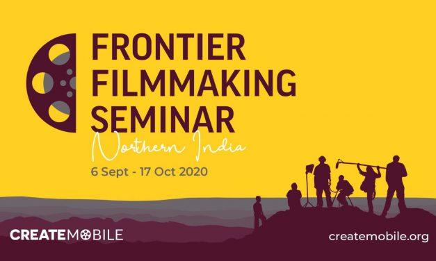 4) Frontier Filmmaking Seminar