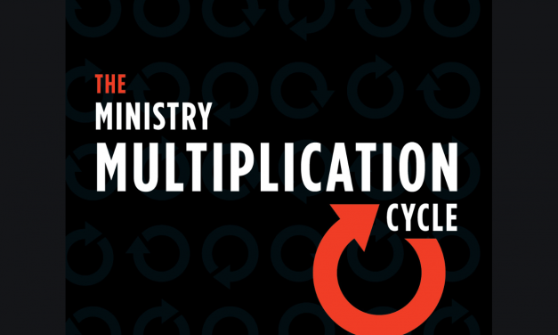 8) New Book Examines the Ministry of Jesus for Key Principles for Churches and Ministries