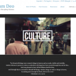 6) Coram Deo: Biblical Worldview Training, 100% Free and Online