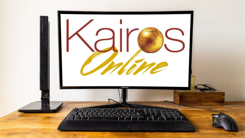 4) Catch Kairos Online this Fall and Learn God's Heart
