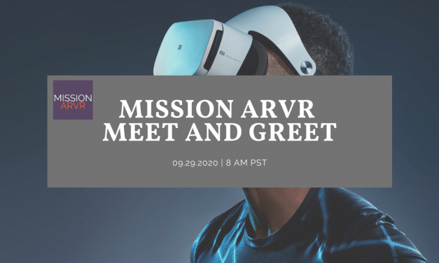 6) Interested in Using ARVR in Your Ministry?