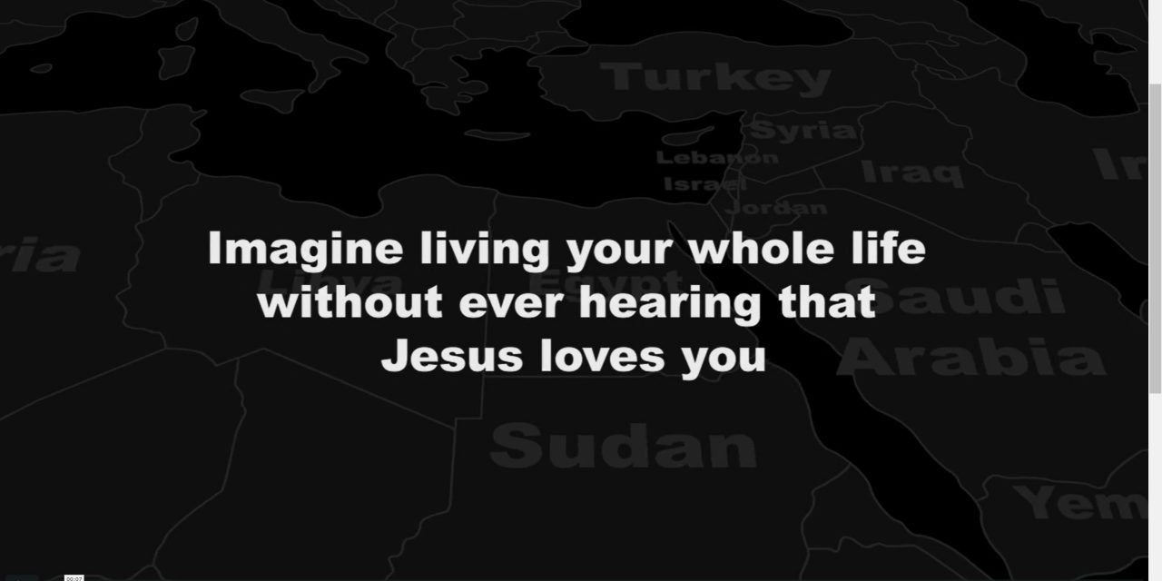 4) Imagine Not Knowing Jesus – and There's No Way to Hear of Him
