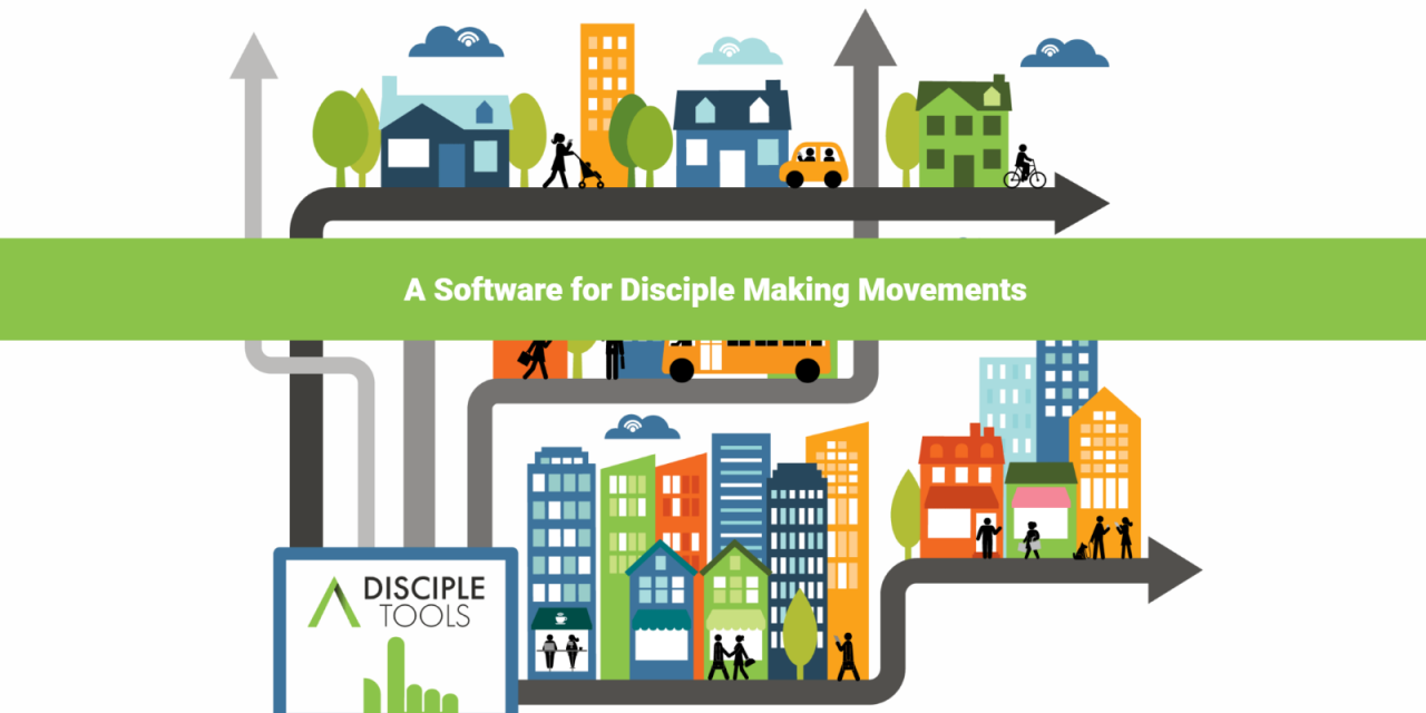 4) Looking For a Way to Track Disciples?