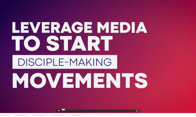 7) Develop Your Team and Your Media Strategy