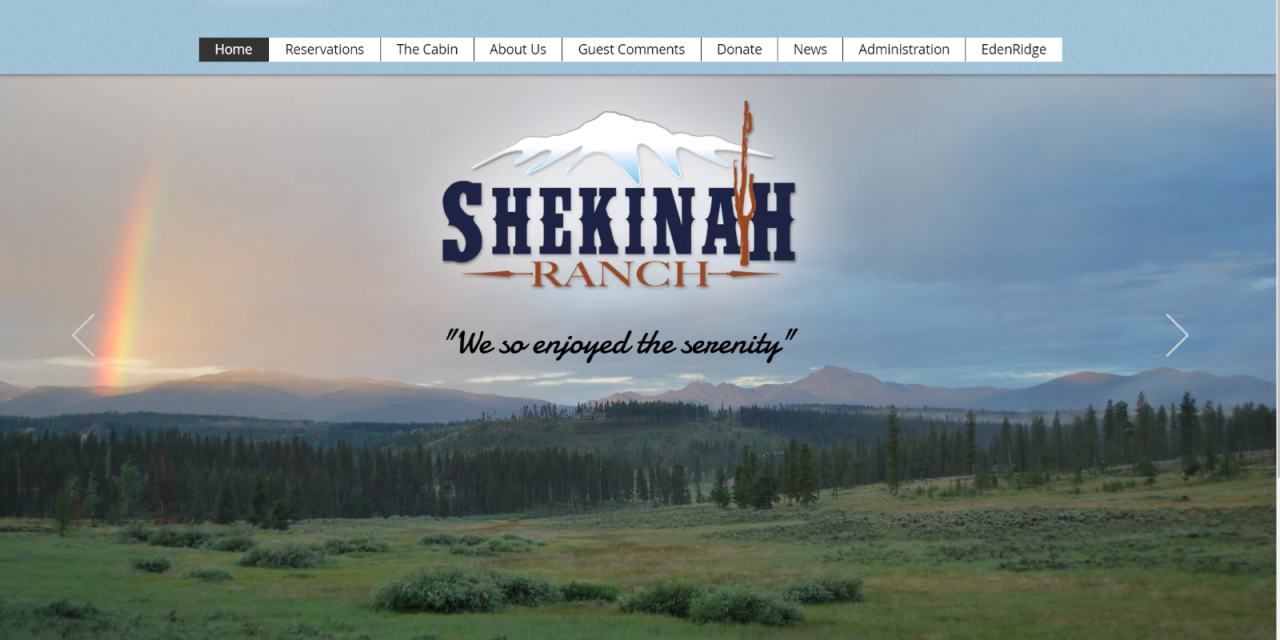 4) Shekina Ranch is Ready For Your Stay