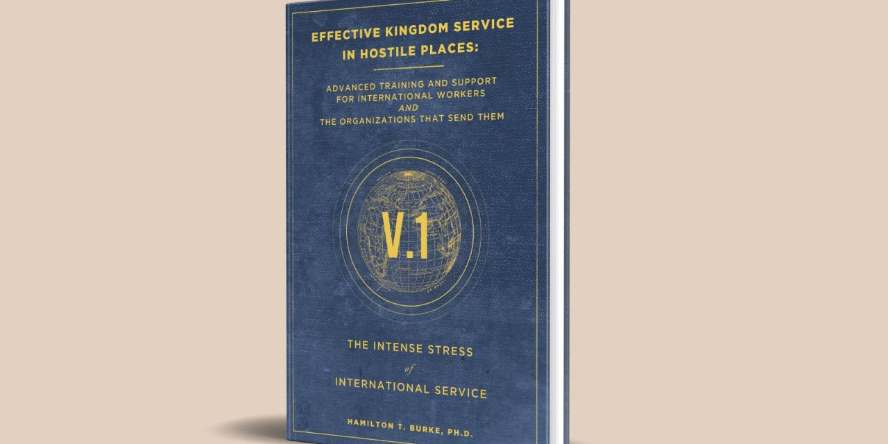 5) Serving in Hazardous Places Book Series