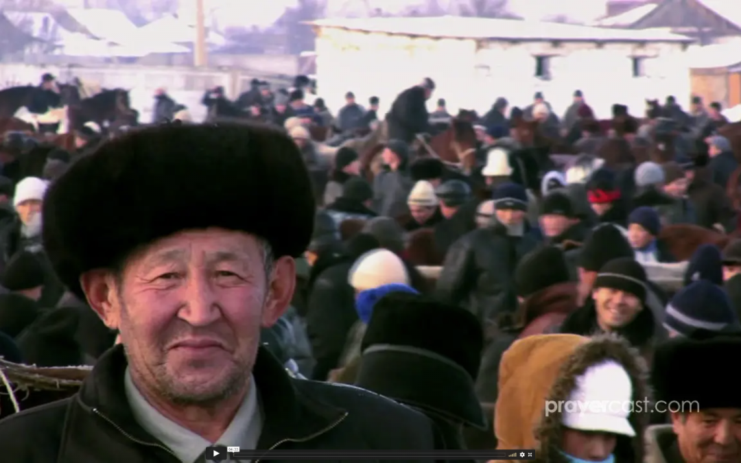 6) God Reigns in Kyrgyzstan