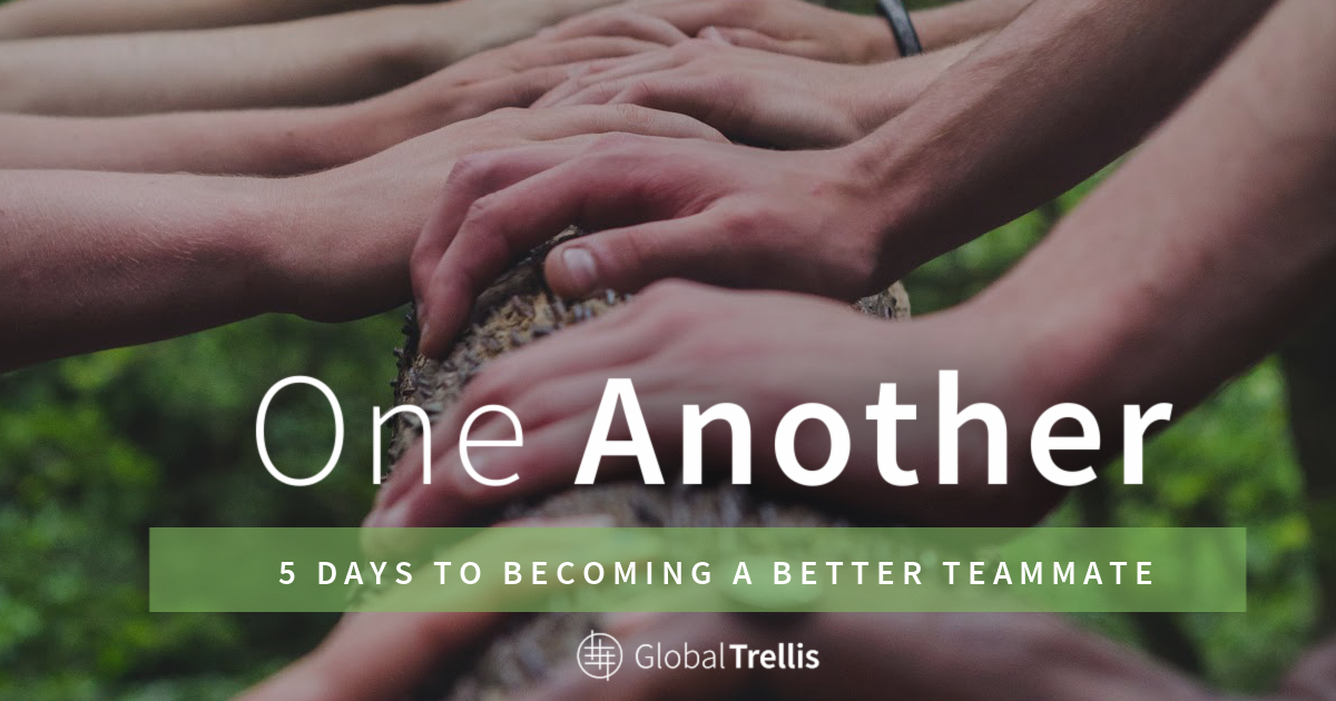 7) 5-Day Challenge to Becoming a Better Teammate