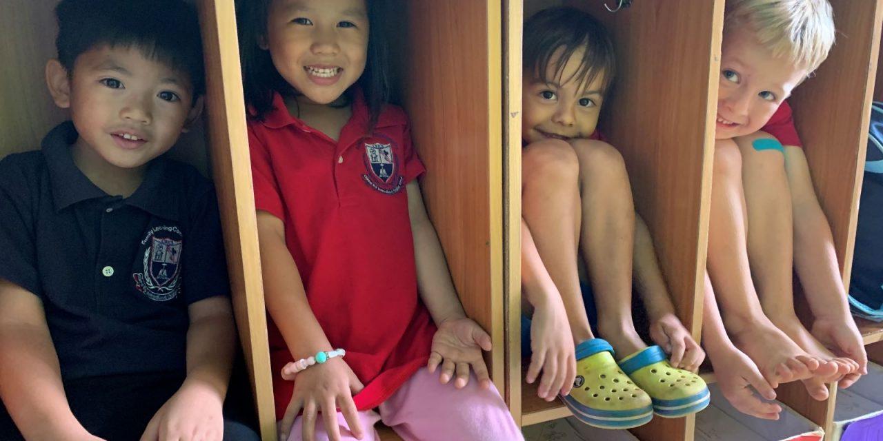 3) Teach in Thailand