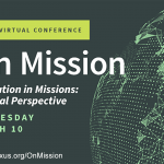 5) Free Conference Focused on Innovation in Missions
