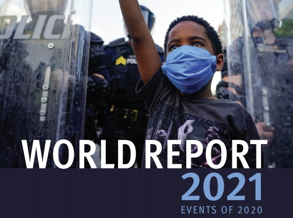 3) Free 386-Page Update on Human Rights Worldwide