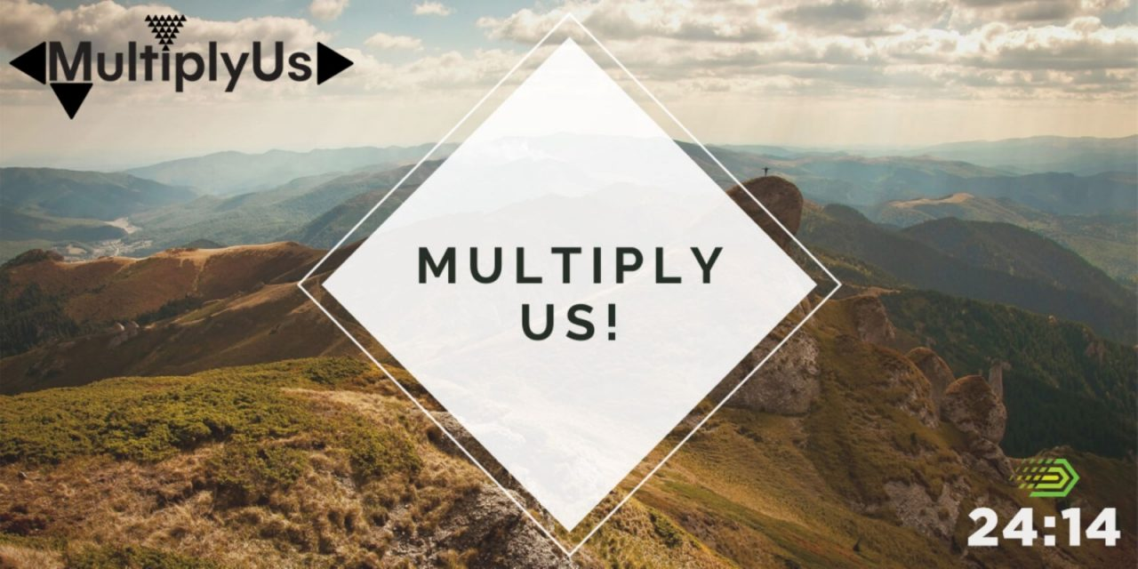 1) Last Chance to Sign Up for MultiplyUs 4: DMM in North America