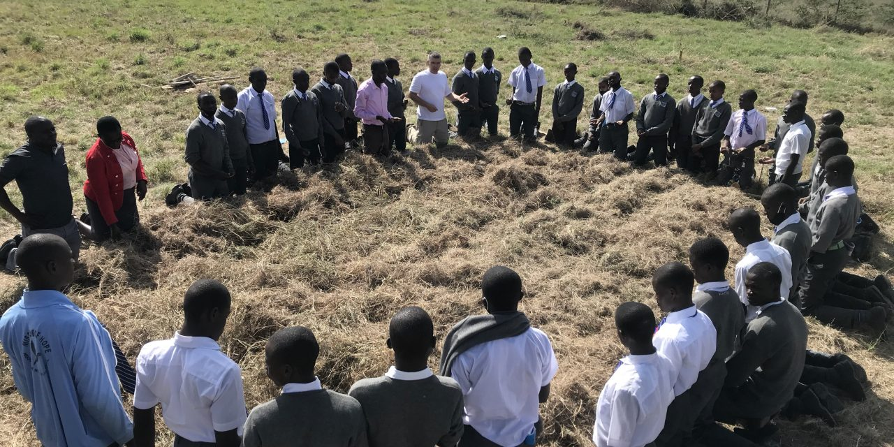 1) Sowing the Gospel Through Agriculture