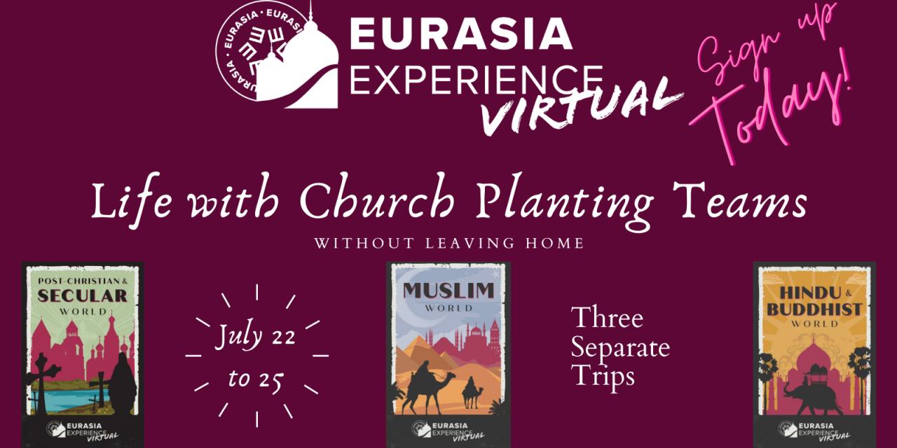 3) Eurasia Experience Virtual Trips
