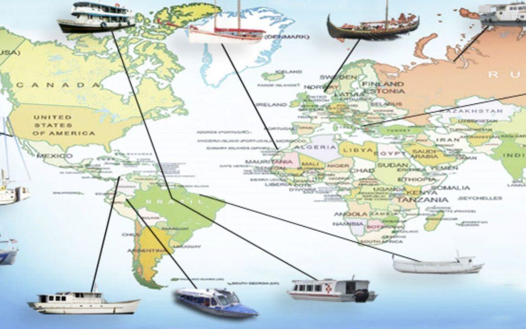 3) YWAM Maritime Academy Spring Update