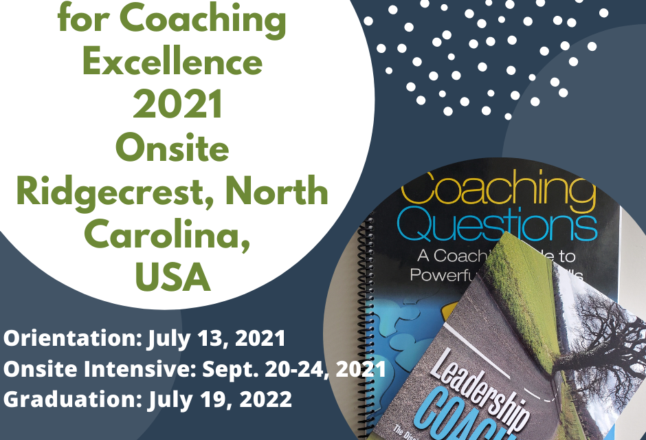 4) Foundations for Coaching Excellence