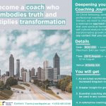 8) Deepen Your Coaching Journey: Take in This August Workshop