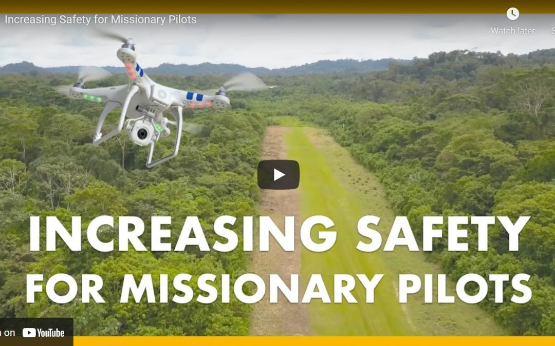 6) Sending Supplies to the Unreached Spot? Use an ITEC Drone