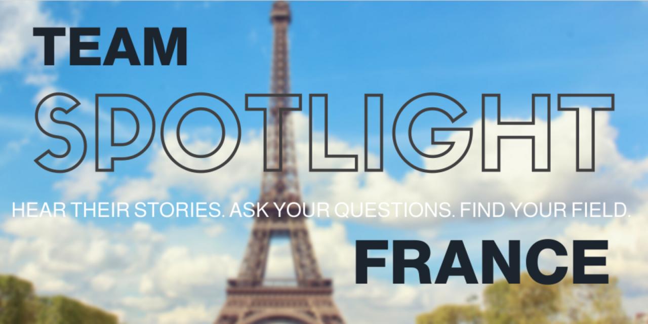 5) Team Spotlight: France